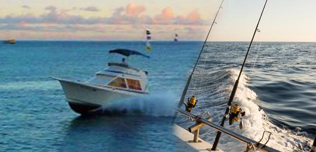 Inter island sportfishing sea hawk fishing charter in for Fishing charters oahu